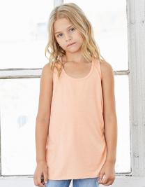 Youth Flowy Racerback Tank